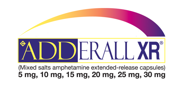 Image result for adderall xr logo